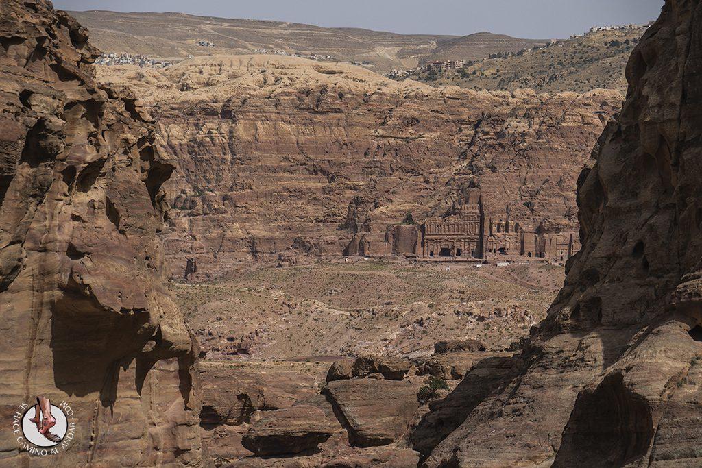 organizar viaje a jordania petra tumbas reales