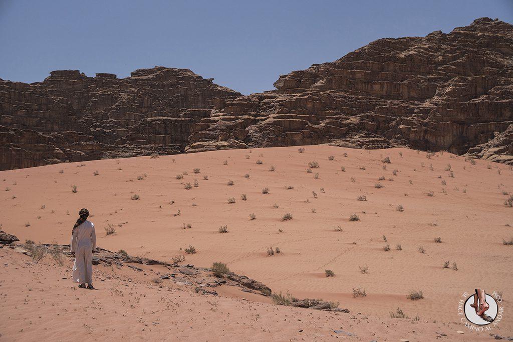 organizar viaje a jordania wadi rum jordano