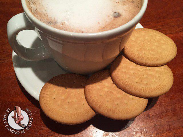 pintxos de donostia bideluze colacao con galletas