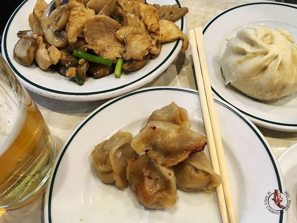 que comer madrid chino plaza espana
