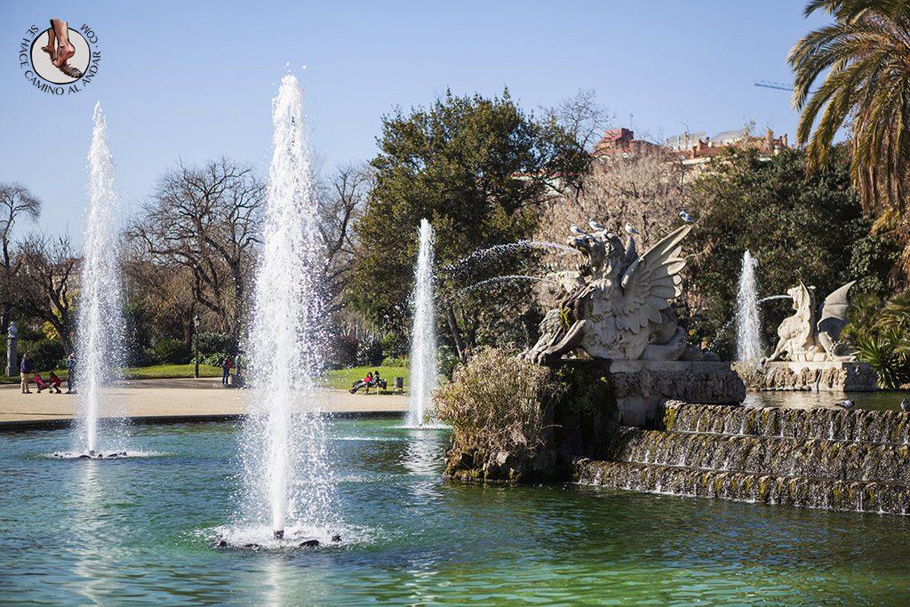 que ver en Barcelona parque ciudadela