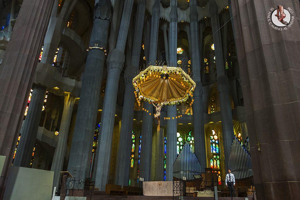 que ver en Barcelona sagrada familia jesus