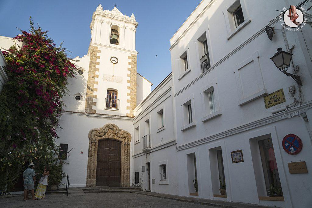 que ver en Tarifa iglesia de san francisco