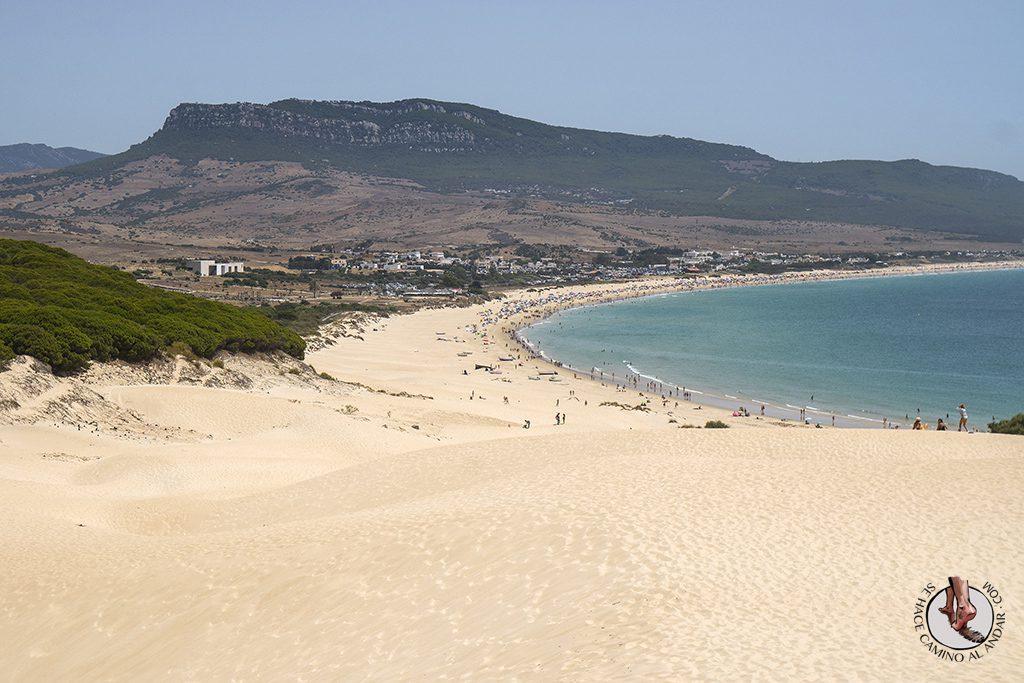 que ver en Tarifa playa de bolonia