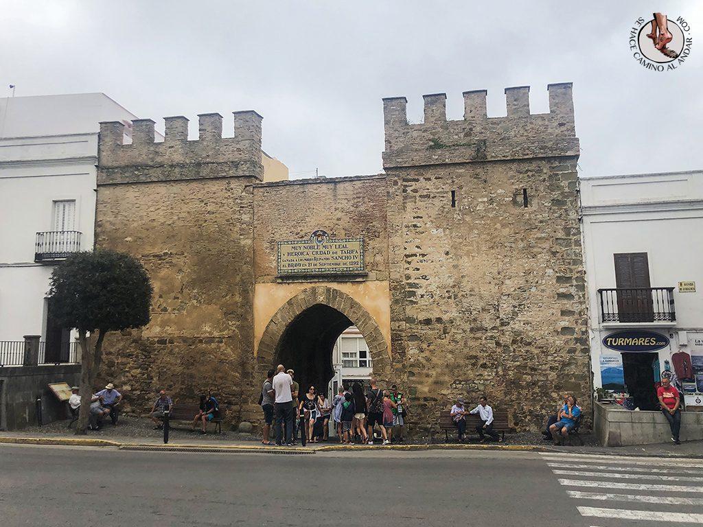 que ver en Tarifa puerta Jerez