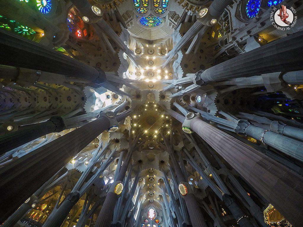 que ver en barcelona interior sagrada familia