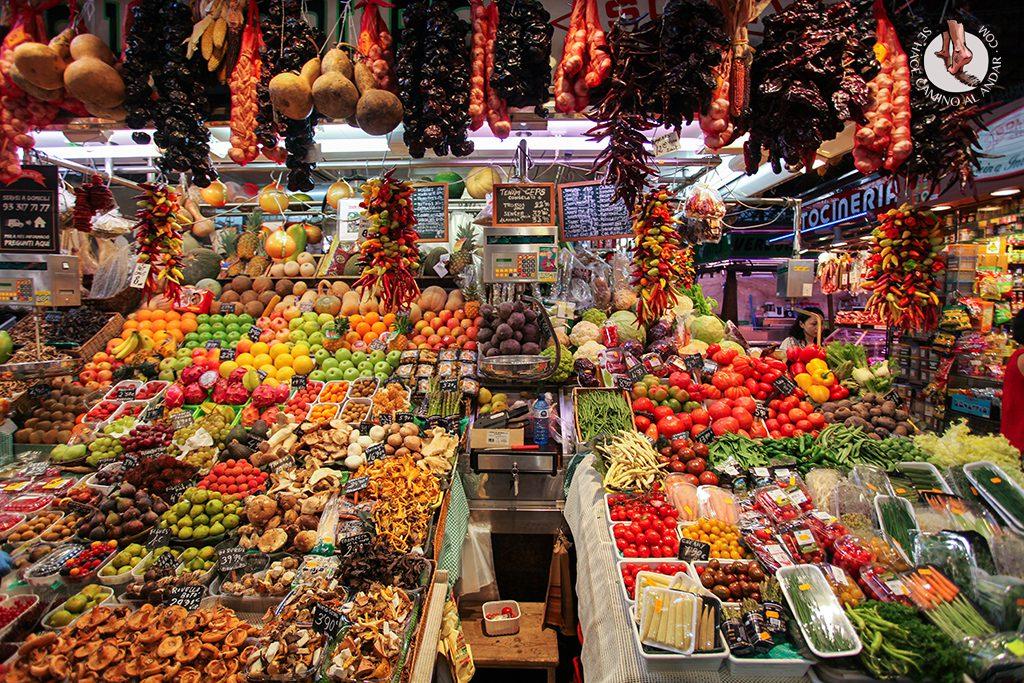 que ver en barcelona mercado boqueria