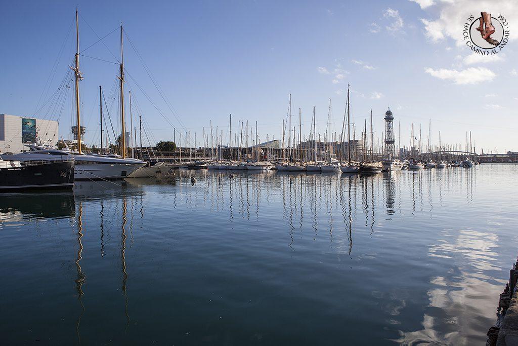 que ver en barcelona puerto viejo