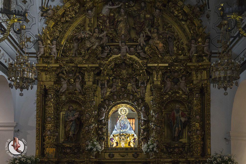 que ver en caceres Virgen de la montana
