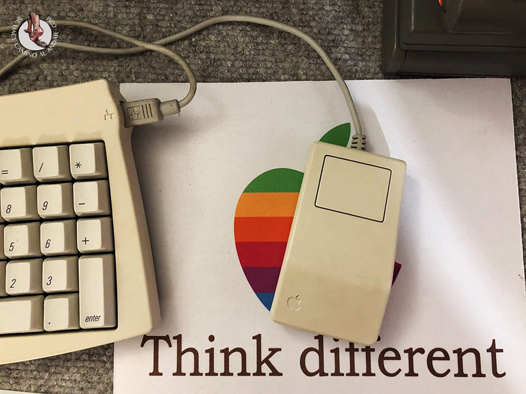 qué ver en cáceres museo apple think different