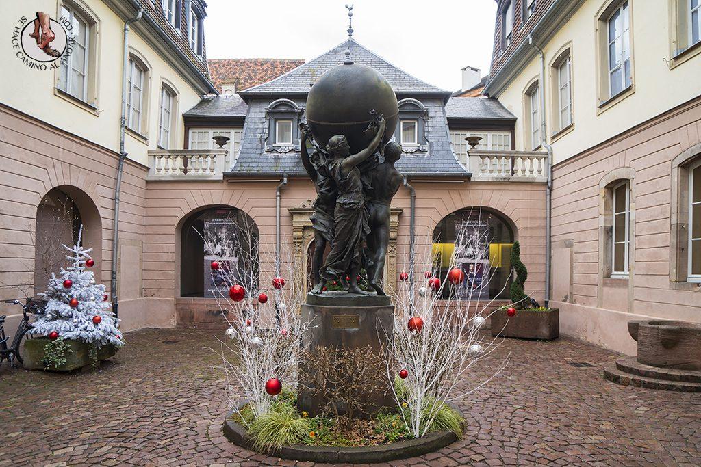 que ver en colmar Museo Bartholdi