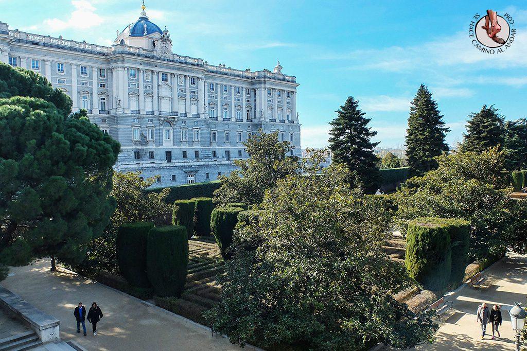 que ver en madrid palacio real