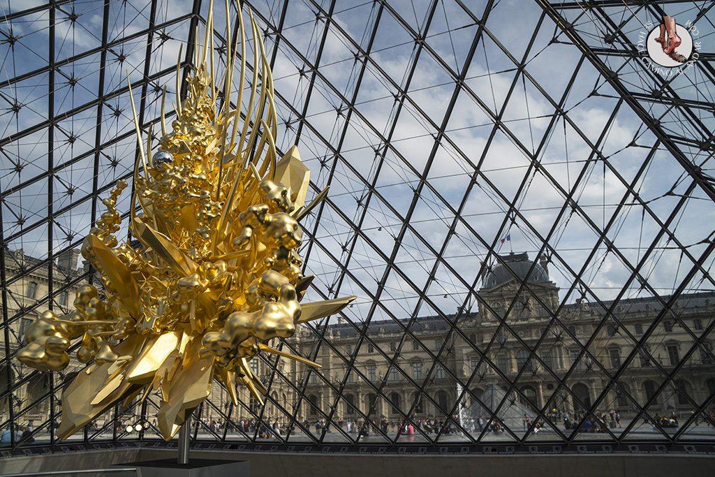 que ver en paris museo louvre escultura