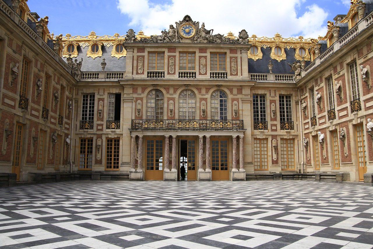 que ver en paris palacio versalles entrada