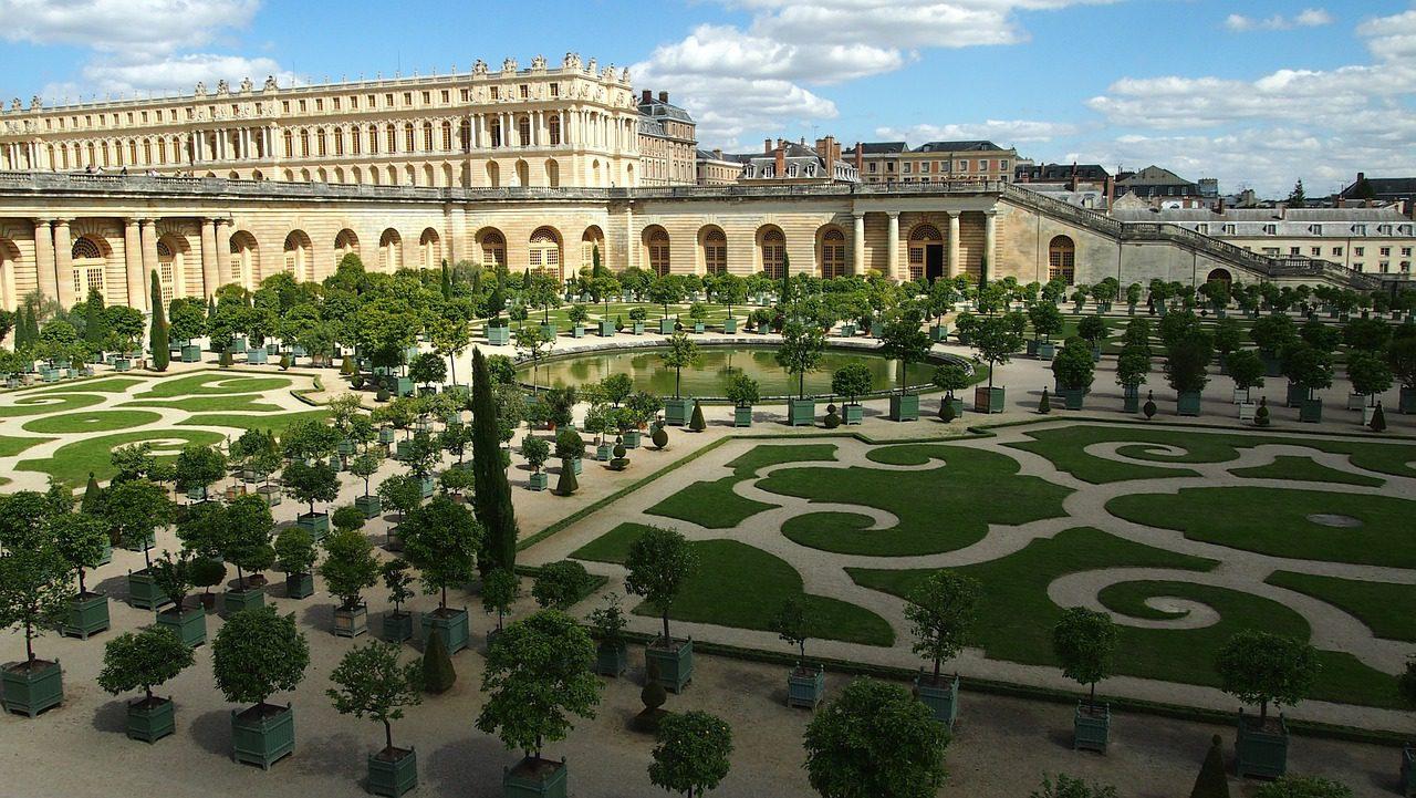que ver en paris palacio versalles jardines