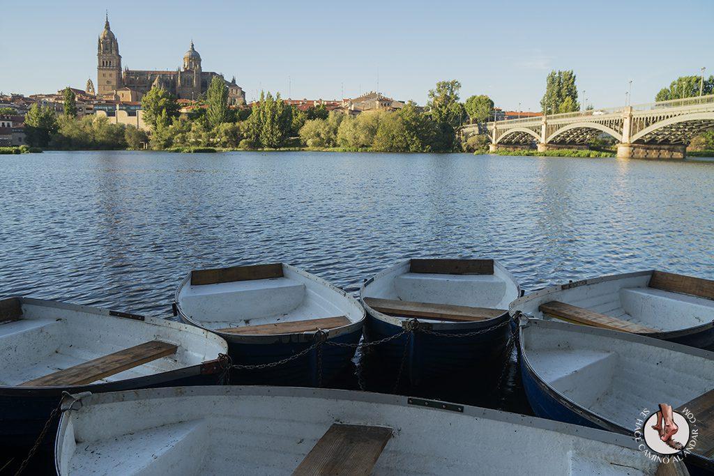 que ver en salamanca paseo rio tormes barca