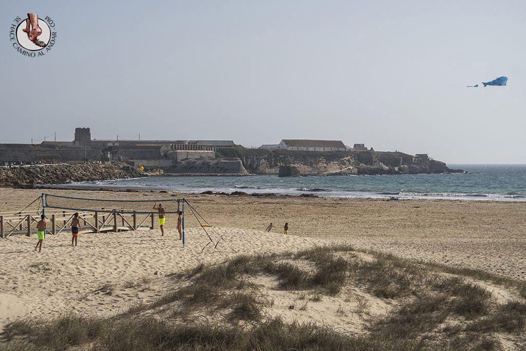 que ver en tarifa playa lances isla palomas