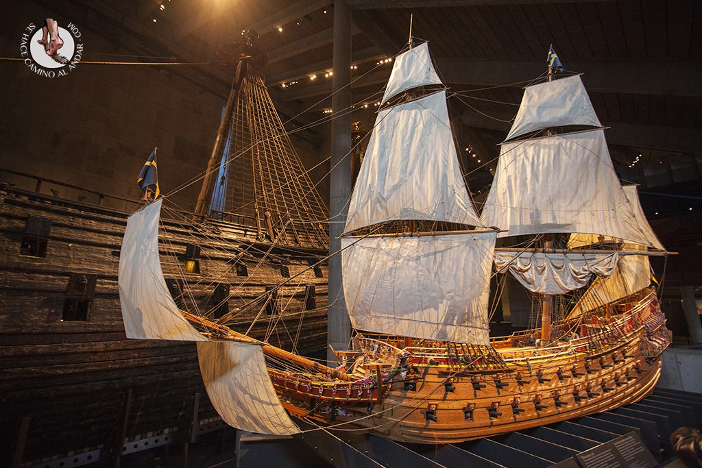 replica Vasa Estocolmo