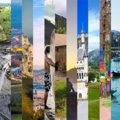 Los rincones de Euskadi favoritos de los bloggers vascos