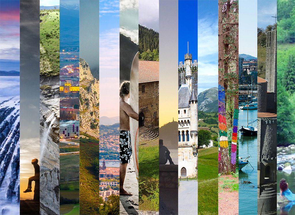 Rincones de Euskadi recomendados por bloguers vascos