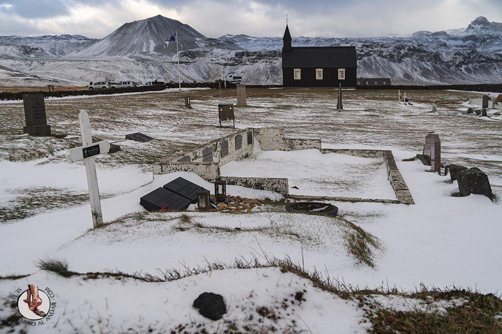 ring road 7-7 Buoakirkja cementerio