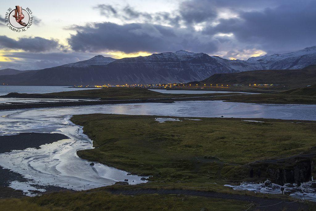 ring road 7-7 Grundarfjordur vistas