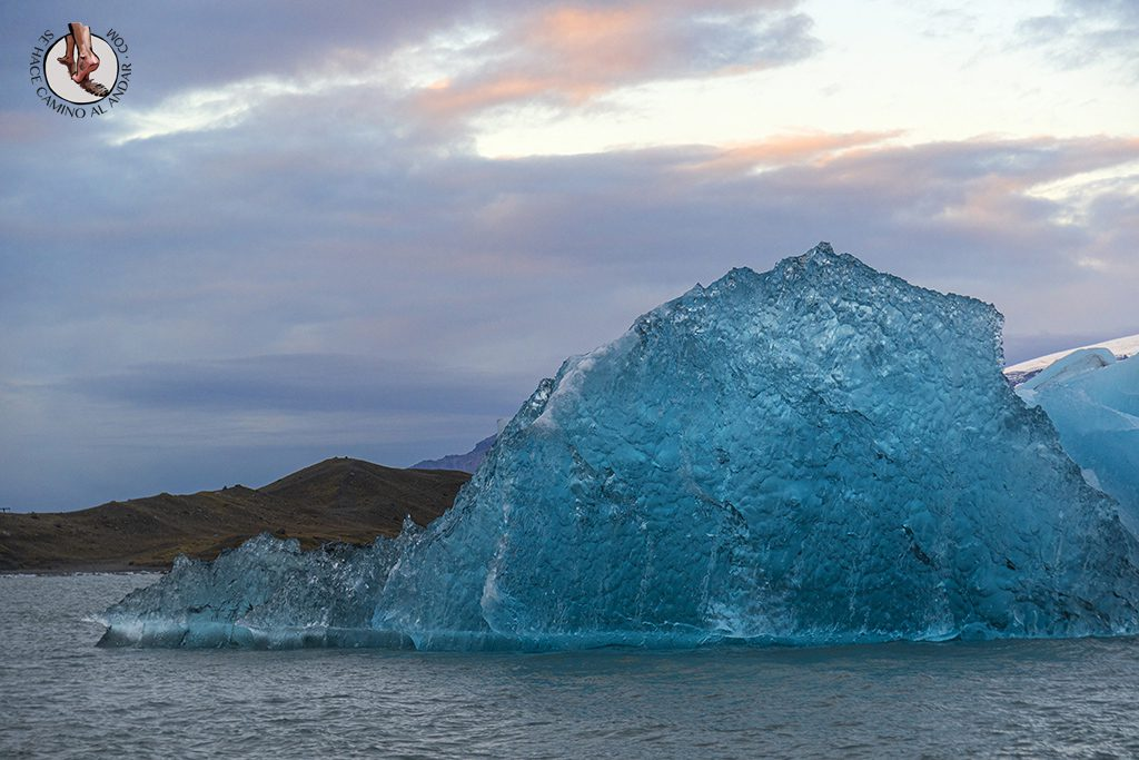 ring road islandia dia 4-7 Glaciar Jokulsarlon azul