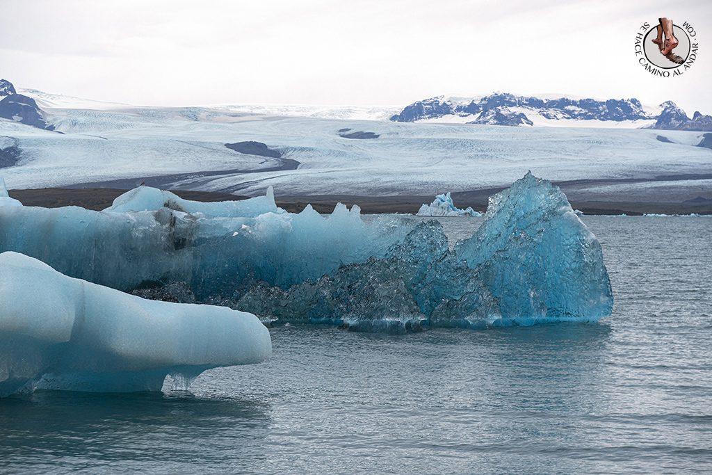 ring road islandia dia 4-7 Glaciar Jokulsarlon azules