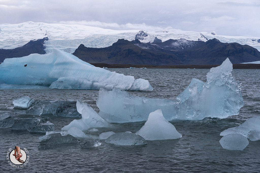 ring road islandia dia 4-7 Glaciar Jokulsarlon hielo flote