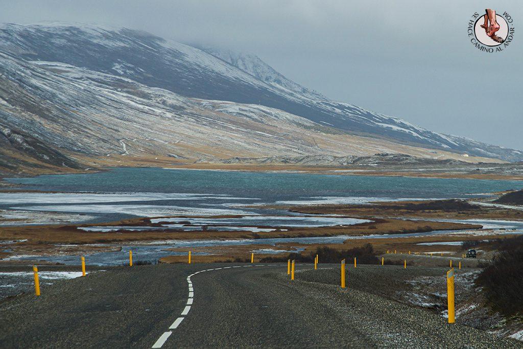 ring road islandia dia 4-7 lago