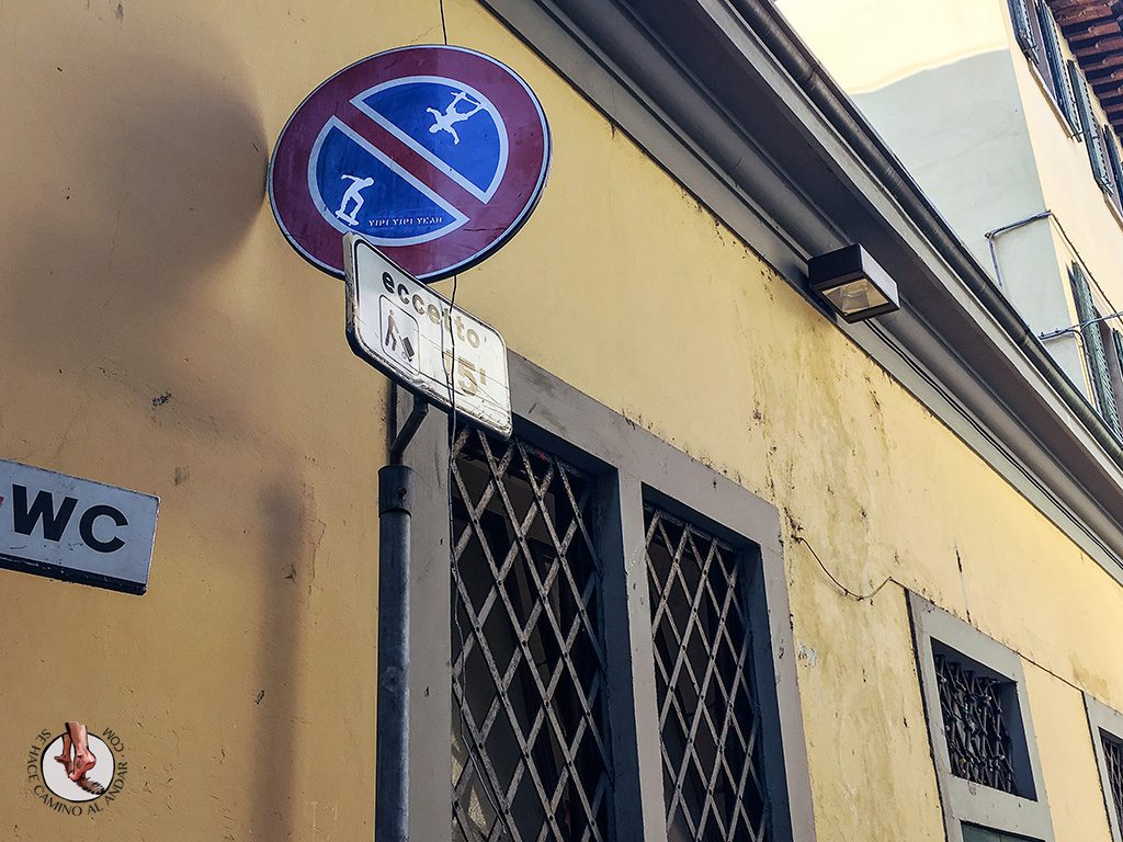 señal prohibido aparcar skate
