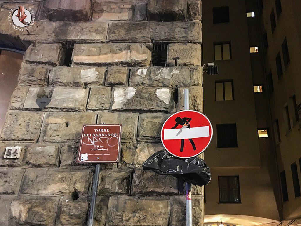 señal prohibido carpintero