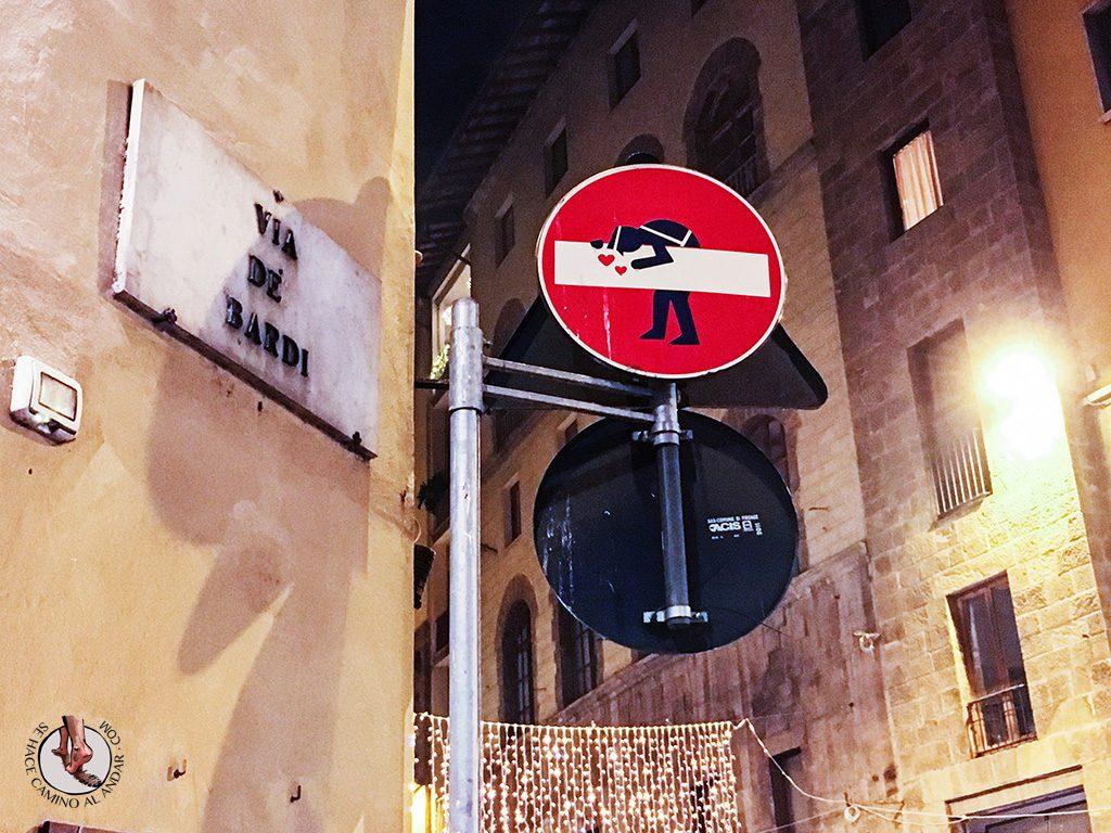 señal prohibido policía amor