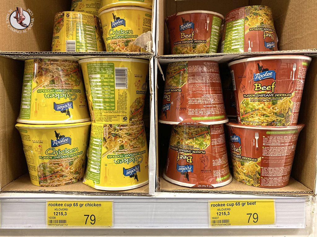 supermercado barato islandia bonus precocinado