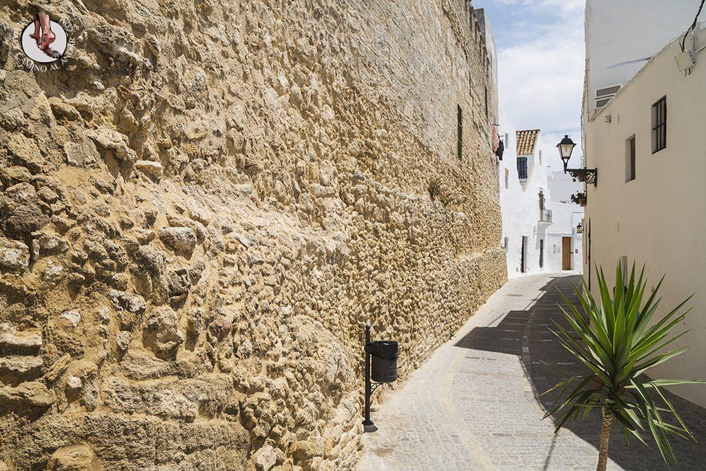 vejer de la frontera muralla fachada