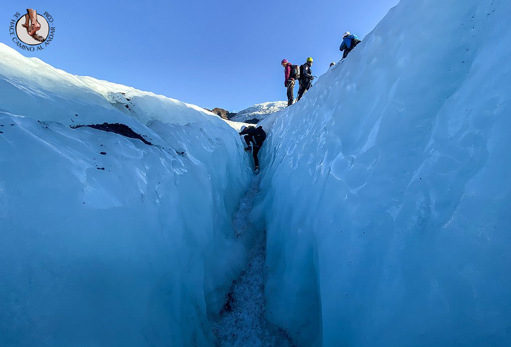viajar a Islandia glaciar Falljokull