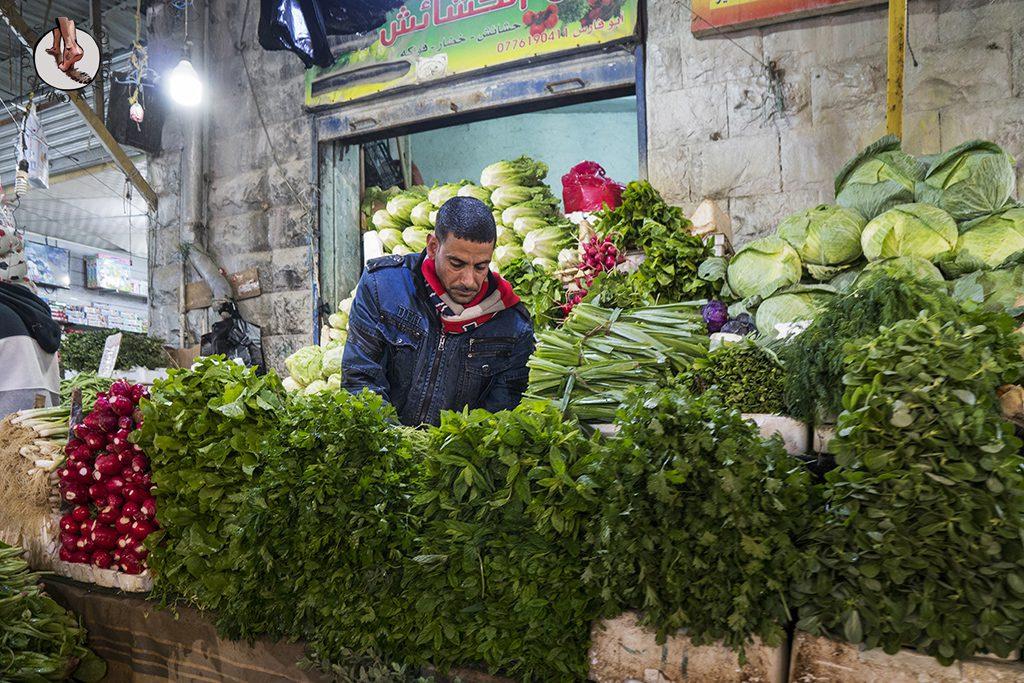 visitar amman un dia zoco vegetales