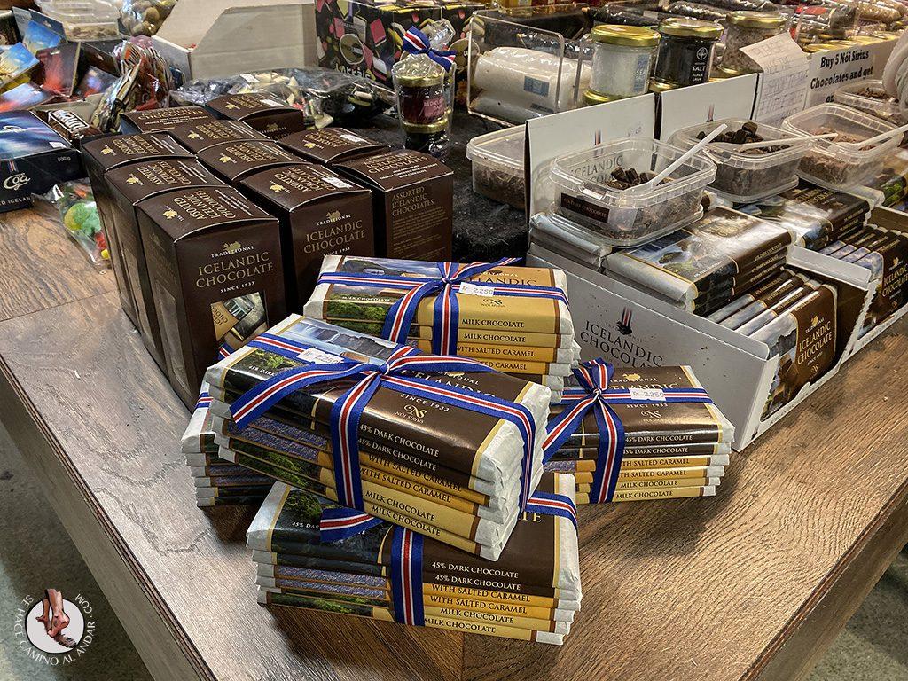 visitar reikiavik 1 dia mercado pulgas kolaportid chocolate