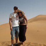 "Entrevista alrededor del mundo: ""The Crazy Travel"""