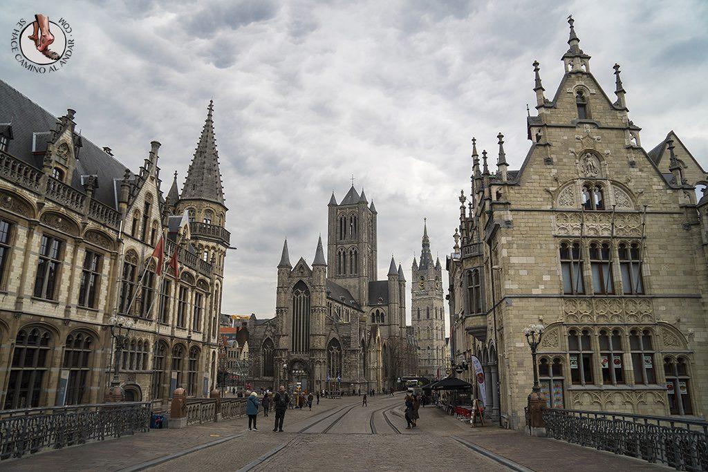 19 lugares visitado en 2019 Gante