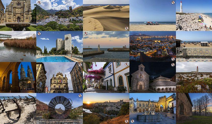 20 lugares visitado 2020