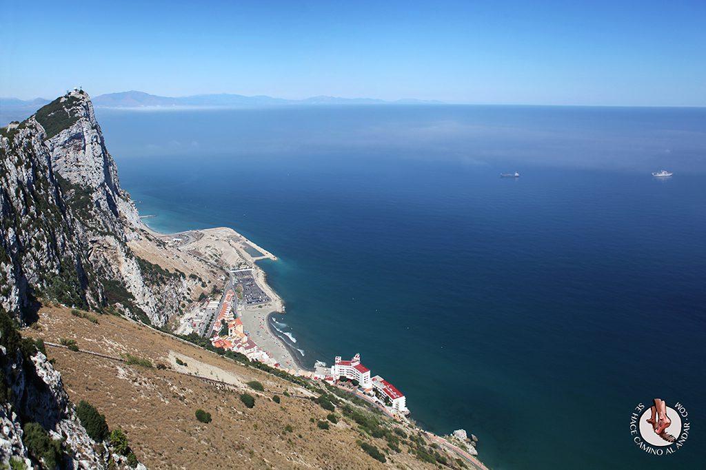 Acantilado Gibraltar