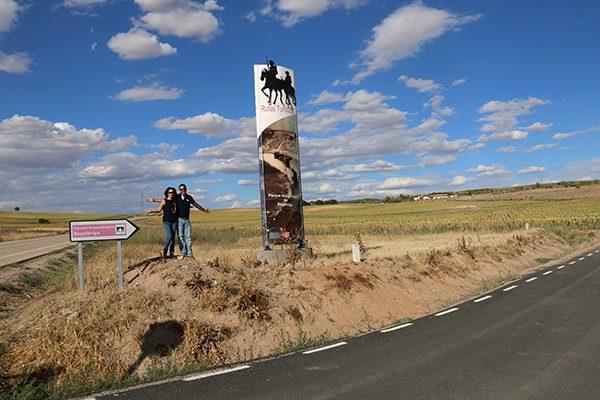 Andorreando-Camino-Yacimiento-Romano-Segobriga