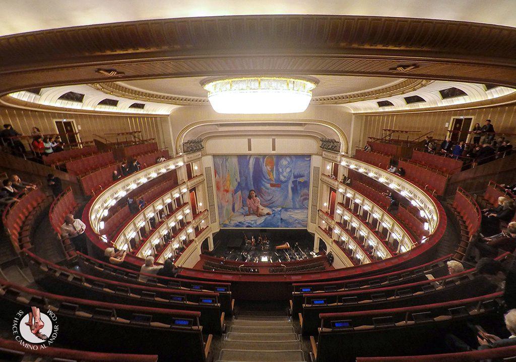 Anfiteatro Opera Viena