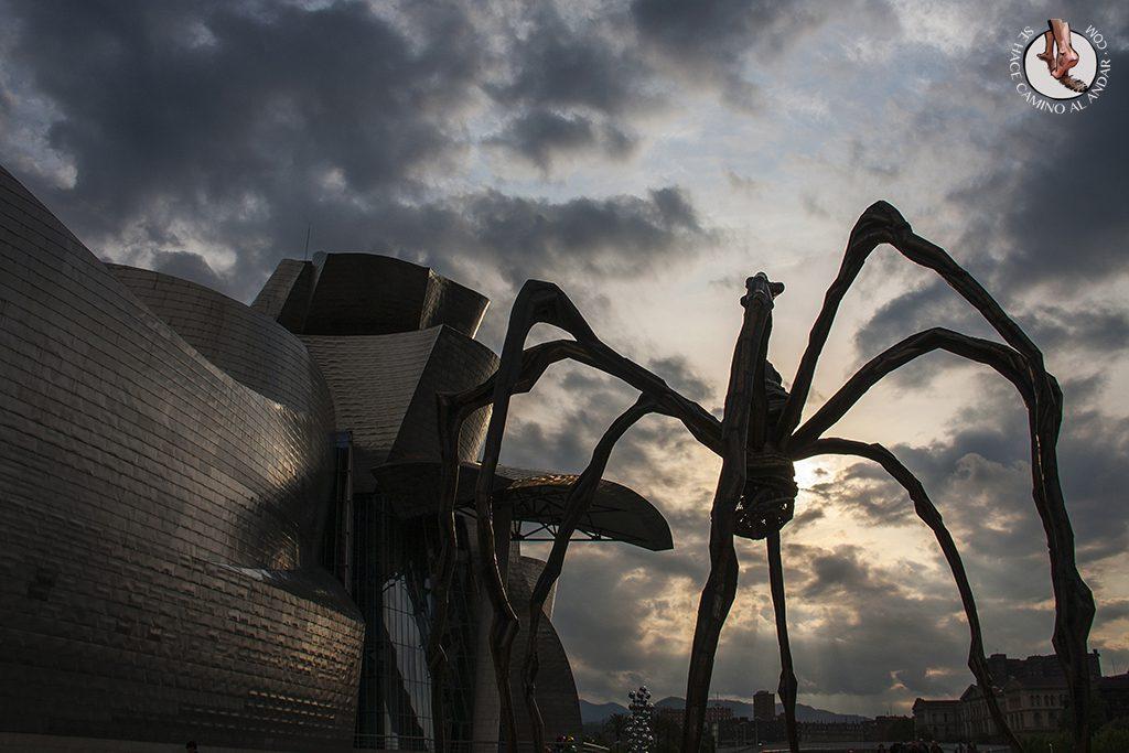 Araña Guggenheim