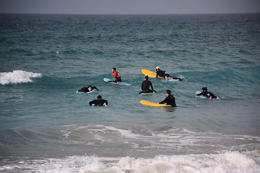 Art Surf Camp Esperando Ola