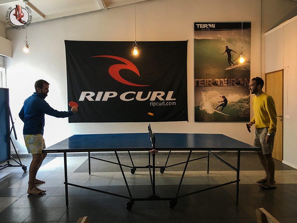 Art Surf Camp Ping-Pong