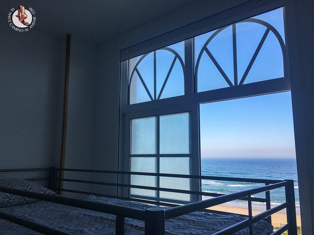 Art Surf Camp habitación vistas