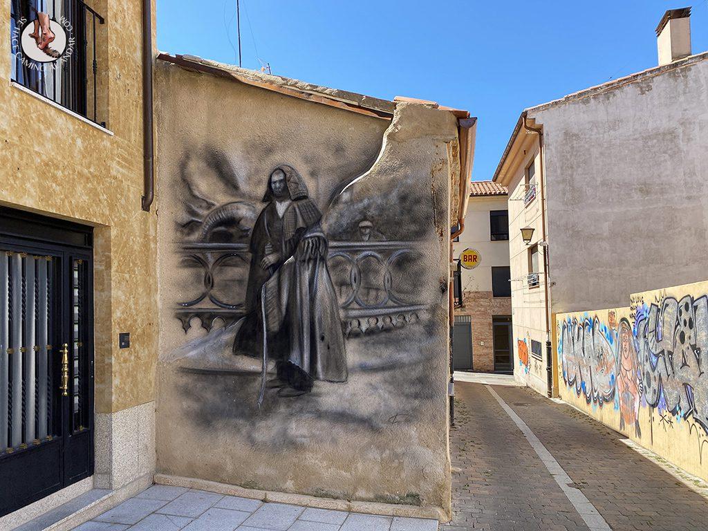 Arte urbano Zamora capa alistana