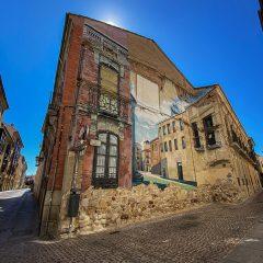 Arte urbano en Zamora: murales y graffitis en la calle
